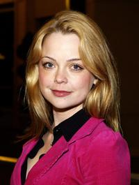 Marissa Coughlan at the screening of