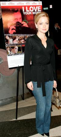 Marissa Coughlan at the premiere of