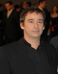 Eduard Fernandez at the Goya Cinema Awards ceremony.