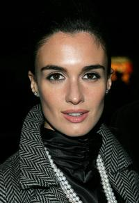 Paz Vega at the TIFF special presentation screening of