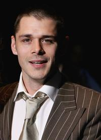 Kenny Doughty at the UK premiere of
