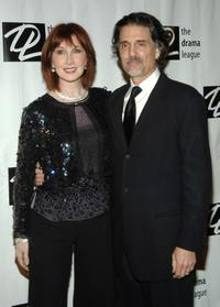 Joanna Gleason and Chris Sarandon at the 22nd Annual Drama League Benefit Gala.