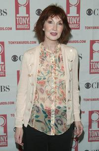 Joanna Gleason at the 2005 Tony Awards meet the nominees press reception.