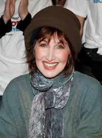 Joanna Gleason at the cast of