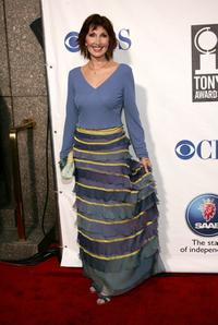 Joanna Gleason at the 59th Annual Tony Awards.