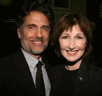 Joanna Gleason and Chris Sarandon at the Opening Night of