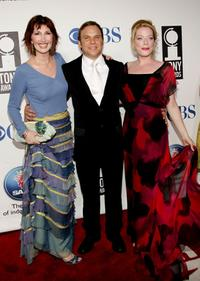 Joanna Gleason, Norbert Leo Butz and Sherie Rene Scott at the 59th Annual Tony Awards.