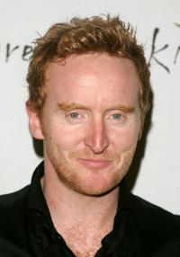 Tony Curran at the Johnnie Walker's
