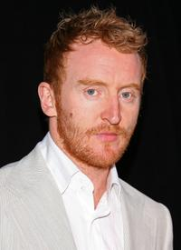 Tony Curran at the launch party of Craig Ferguson's novel