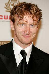 Tony Curran at the 14th Annual Britannia Awards.