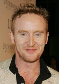 Tony Curran at the premiere of