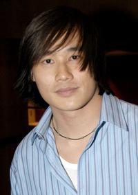 Roger Fan at the 19th Los Angeles Asian Pacific Film and Video Festival.