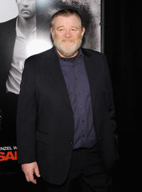Brendan Gleeson at the New York premiere of