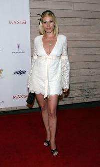 Shanna Moakler at the MAXIM's 2008 Hot 100 party.