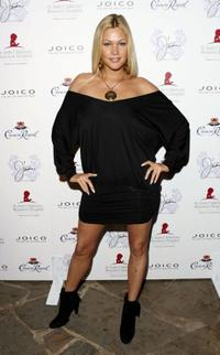 Shanna Moakler at the launch of Jaime Presslys' Spring/Summer 07' clothing line