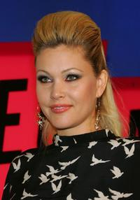 Shanna Moakler at the 2007 MTV Video Music Awards.