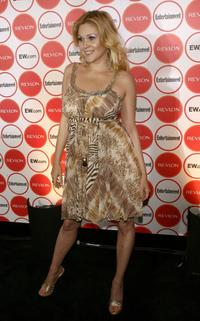 Shanna Moakler at the Entertainment Weekly's 4th Annual Pre-Emmy Party.