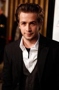 Michael Angarano at the L.A. premiere of