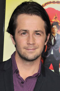 Michael Angarano at the Hollywood premiere of