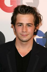 Michael Angarano at the GQ 2007