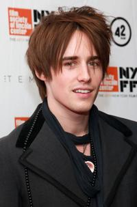 Reeve Carney at the 48th New York Film Festival premiere of