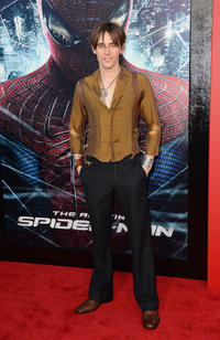 Reeve Carney at the California premiere of