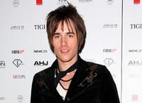 Reeve Carney at the Australian Hair Fashion Awards.