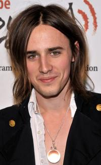 Reeve Carney at the 5th Annual Peapod Foundation Benefit Concert.
