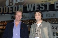 Iain Glen and director Niall Heery at the premiere of