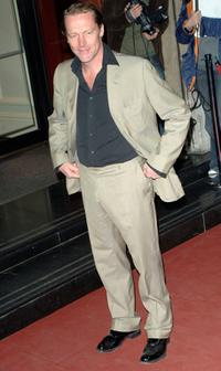 Iain Glen at the Lawrence Olivier Theatre Awards.