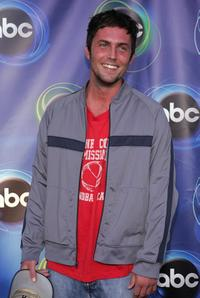 Desmond Harrington at the ABC TCA party.