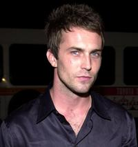Desmond Harrington at the premiere of