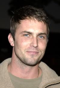 Desmond Harrington at the Los Angeles premiere of