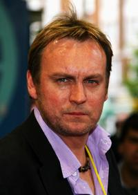 Philip Glenister at the DVD premiere of
