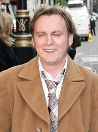 Philip Glenister at the British Academy Television Awards.