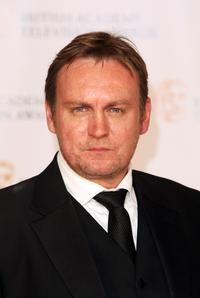 Philip Glenister at the BAFTA Television Awards 2009.