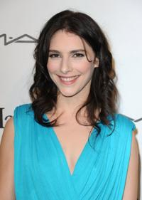 Liane Balaban at the 3rd Annual Women In Film Pre-Oscar Party.