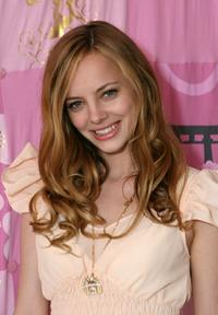 Bijou Phillips at the Kidada Jones Disney Couture party.