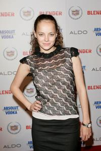 Bijou Phillips at the Blender Magazine Rock and Roll Hollywood Bash.
