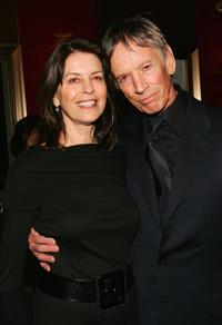 Scott Glenn and his wife Carol Glenn at the 5th Annual Tribeca Film Festival premiere of