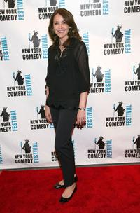 Christa Miller at the Scrubs: The Farewell Tour during The New York Comedy Festival.