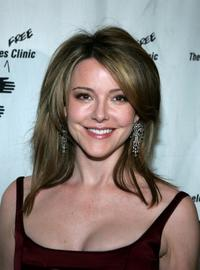 Christa Miller at the Los Angeles Free Clinics 28th Annual Dinner Gala benefit.