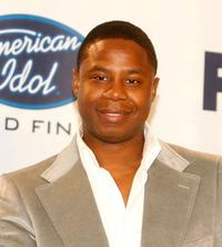 Doug E. Fresh at the American Idol Season 6 Finale.