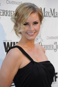 Brianna Brown at the 3rd Annual Women In Film Pre-Oscar party.