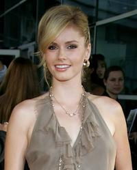 Brianna Brown at the Hollywood premiere of