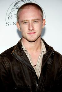 Ben Foster at the SunLion Film Gala premiere of