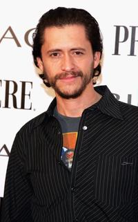 Clifton Collins, Jr. at the premiere's Best Performances of 2006.