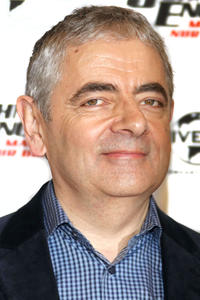 Rowan Atkinson at the