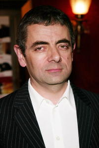 Rowan Atkinson at the N.Y. premiere of