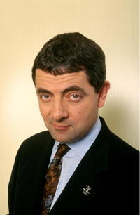 Rowan Atkinson at the Australian premiere of